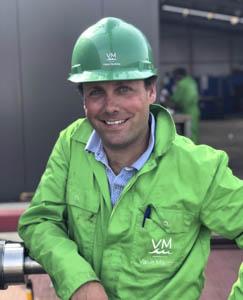 Christiaan Nijst value maritime