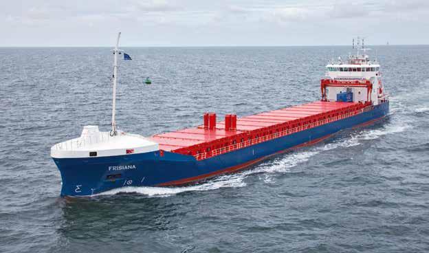 Frisiana Boomsma Shipping