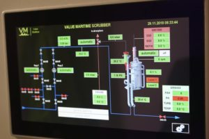 Monitoring Scrubber emmisions