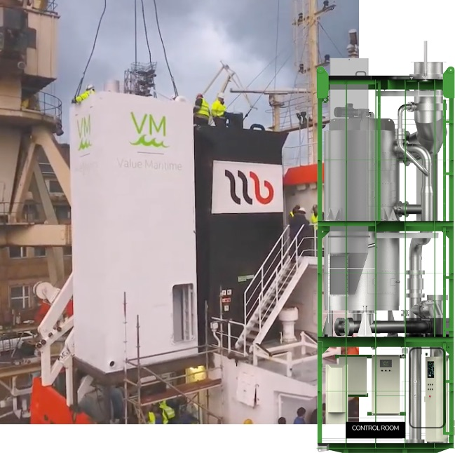 Value Maritime Scrubber System